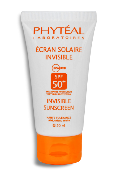 PHYTÉAL écran solaire invisible SPF 50+ UVA