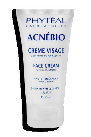 ACNÉBIO crème Visage pour peau grasse